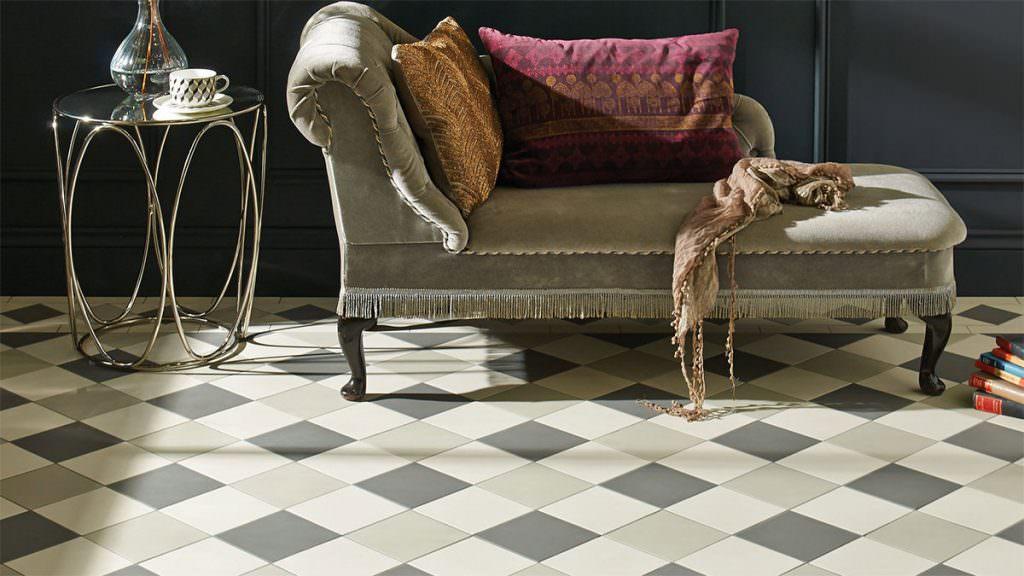 for 1920 kitchen floor tile